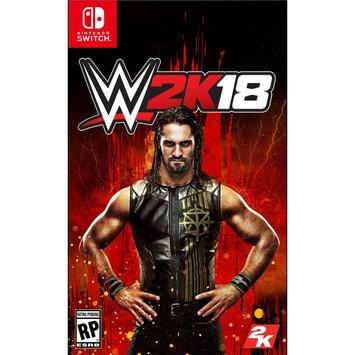 Take 2 WWE 2K18 Nintendo Switch