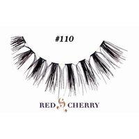 Red Cherry False Eyelashes (Pack of 10 pairs) (68)
