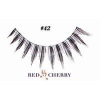 Red Cherry False Eyelashes (Pack of 10 pairs) (42)
