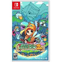 Sega Ittle Dew 2 Nintendo Switch