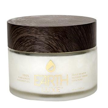 Earth Luxe 100% Pure Virgin Coconut Oil 16oz Jar