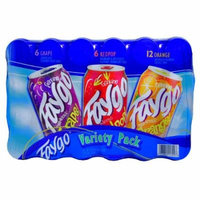 Faygo Variety 24 Pack, 12 Oz Cans