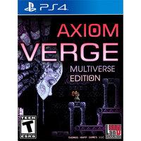 Sega Axiom Verge Multiverse Edition Playstation 4 [PS4]