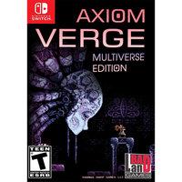 Sega Axiom Verge Multiverse Edition Nintendo Switch