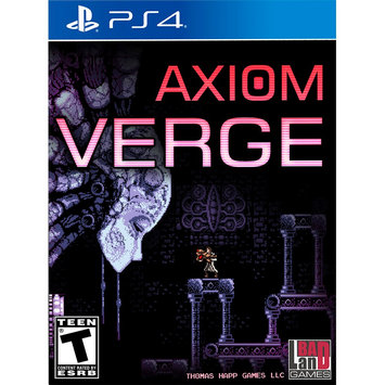 Sega Axiom Verge Playstation 4 [PS4]