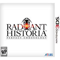 Sega Radiant Historia: Perfect Chronology Nintendo 3DS
