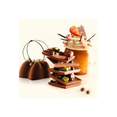 Callebaut Strawberry Beads / Pearls - 5 Lb