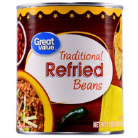 Great Value Traditional Refried Beans