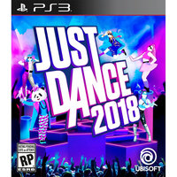 Ubisoft Just Dance 2018 (Ps3)