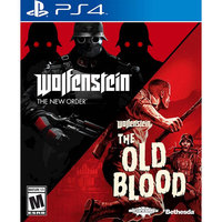 Bethesda Wolfenstein: The Two Pack Playstation 4 [PS4]