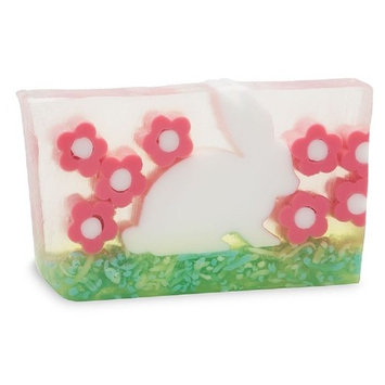 Primal Elements Easter Bunny Wrapped Bar Soap, 5.8 Ounce