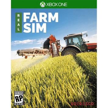 Soedesco Publishing B.v. Real Farm Sim XBox One [XB1]