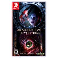 Capcom Resident Evil: Revelations Collection Nintendo Switch