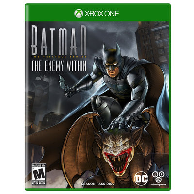 Whv Games Batman: Telltale Series Enemy Within XBox One [XB1]