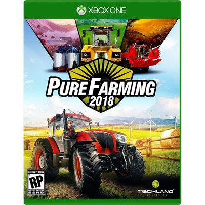 Ui Entertainment Pure Farming 18 Day 1 XBox One [XB1]