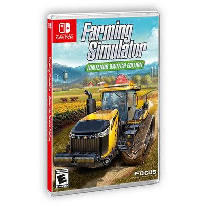 Maximum Games, Llc Farming Simulator Nintendo Switch