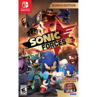 Sega Sonic Forces Nintendo Switch