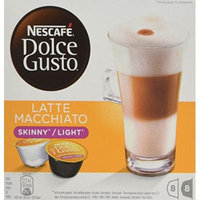 3X PACKS OF NESCAFE DOLCE GUSTO SKINNY LATTE COFFEE CAPSULES