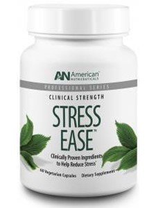 American Nutriceuticals, Llc Stress Ease 60 caps
