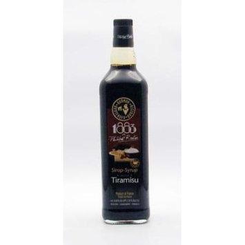 1883 Routin Tiramisu Syrup - 1 Liter