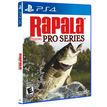 Game Mill Entertainment Rapala Fishing: Pro Series Playstation 4 [PS4]