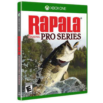 Game Mill Entertainment Rapala Fishing: Pro Series XBox One [XB1]