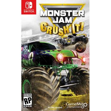 Game Mill Entertainment Monster Jam Crush It Nintendo Switch