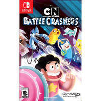 Game Mill Entertainment Cartoon Network Battle Crashers Nintendo Switch