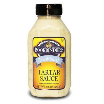 Bookbinder's Bookbinders ECV1851518 9 x 9.5 oz Tartar Sauce
