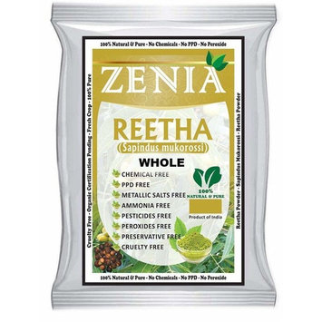 500 grams Zenia Whole Aritha Reetha Soapnut Natural Hair Conditioner