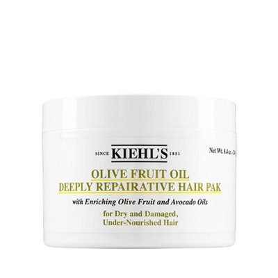 Kiehl's Since 1851 Olive Fruit Oil Repairative Hair Pak