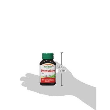 Jamieson Potassium 50 mg, 100 tablets