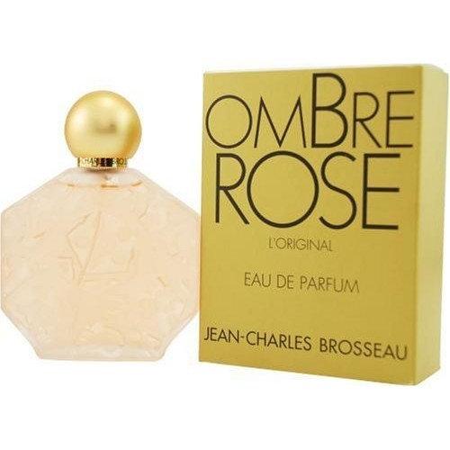 Ombre Rose By Jean Charles Brosseau For Women, Eau De Parfum Spray, 2.5-Ounce Bottle