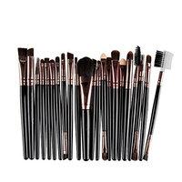 Fineser 22pcs Makeup Brush Set Cosmetics Foundation Blending Blush Eyeliner Concealer Face Powder Brush Makeup Brush Kit Beauty Cosmetic Tools