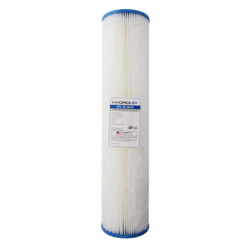 Hydronix Polyester Pleated 30 Micorn Under Sink Replacement Filter
