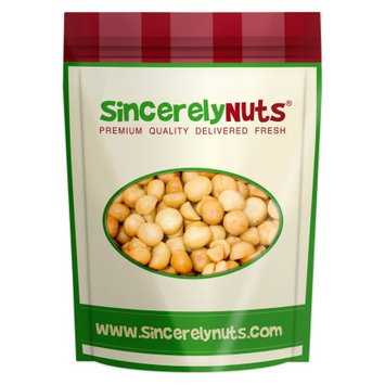 Sincerely Nuts Macadamia Nuts, Roasted and Salted, 1 Lb