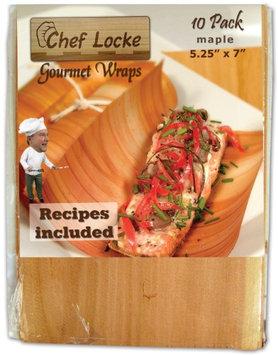 Chef Locke Maple Wraps
