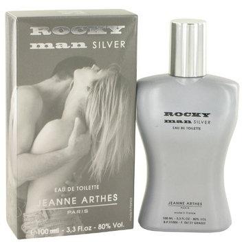 Jeanne Arthes - Rocky Man Silver Eau De Toilette Spray - 3.3 oz
