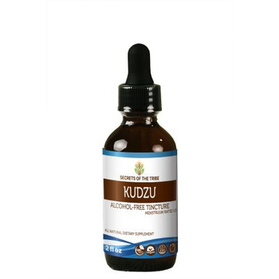 Nevada Pharm Kudzu Tincture Alcohol-FREE Extract, Organic Kudzu (Pueraria Lobata) Dried Berry 2 oz