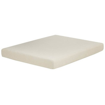 Memory Foam Mattress with Removable Terry Cotton Cover - Responda Flex 508 (Twin)