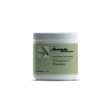 Metabolic Maintenance - Vitamin C Powder 1 lb