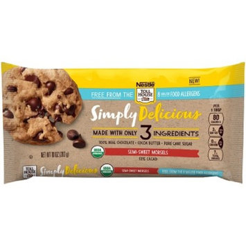 Nestle Toll House Allergen Free Simply Delicious Semi-Sweet Baking Chips - 10oz