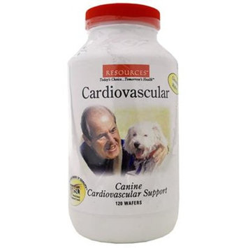 RESOURCES Canine Cardiovascular Support [Options : Tablets 120]