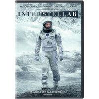 Fye Interstellar DVD
