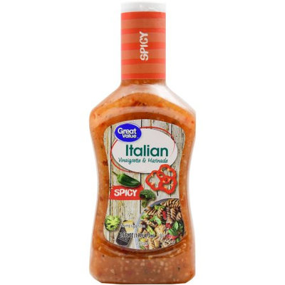 Great Value Spicy Italian Vinaigrette & Marinade