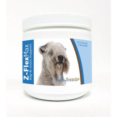 Healthy Breeds Pet Supplements Soft Coated Wheaten Terrier Z-Flex Max Hip and Joint Soft Chews (50-Count)