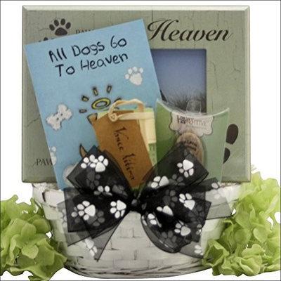 Greatarrivals.com Gift Baskets Forever Loved Dog Gift Basket