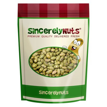 Sincerely Nuts Dried Edamame Roasted Salted, 3.5 LB Bag