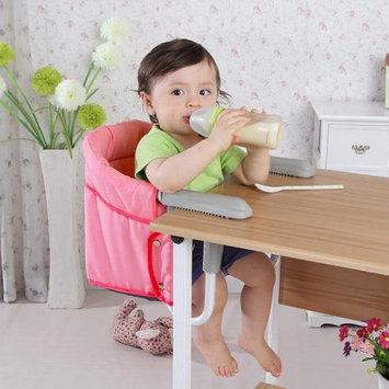 Unbrand Foldable Baby Seat Pod Clip-On Portable High Chair Feeding Chair