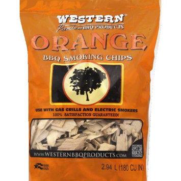 Ww Wood Western Wood Cooking Chips - Orange - 2.94L